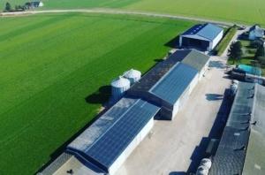Panneaux photovoltaïques 100kWc + 11kWc exploitation agricole 45170 3