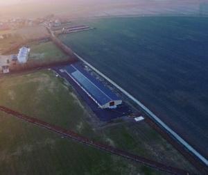 Panneaux photovoltaïques 100kWc exploitation agricole 28300 6