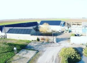 Panneaux photovoltaïques agricole 36kWc GRE 2