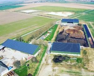 Panneaux photovoltaïques 750kWc exploitation agricole 28150 6