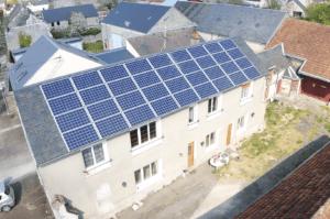Panneaux photovoltaïques particulier 9kWc Toury GRE 1