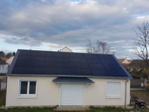 Panneaux photovoltaïques particulier 9kWc Loiret GRE 3