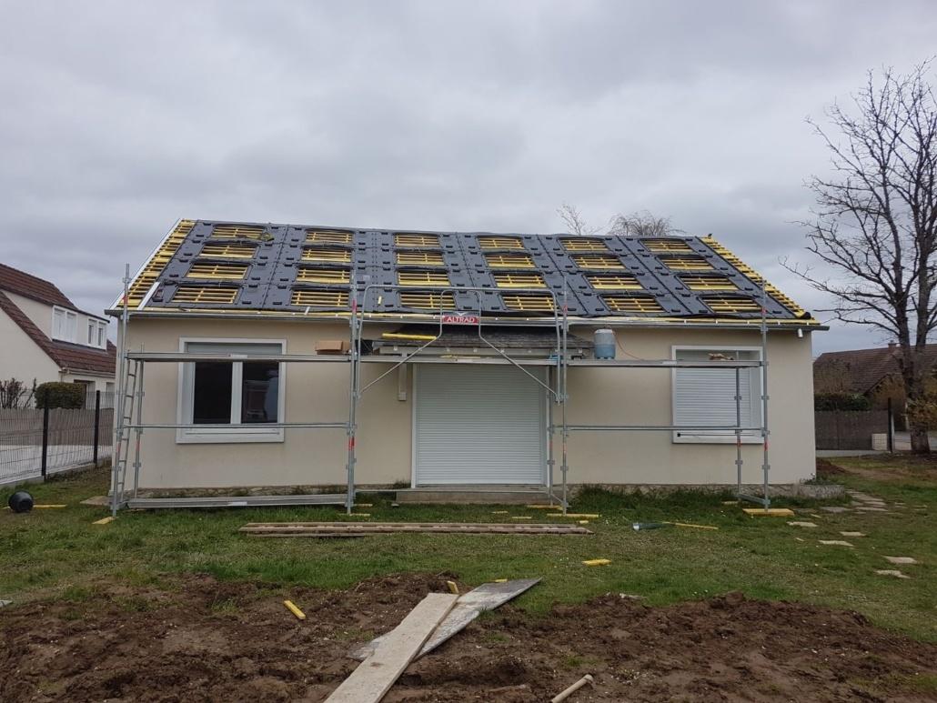 Panneaux photovoltaïques particulier 9kWc Loiret GRE 1