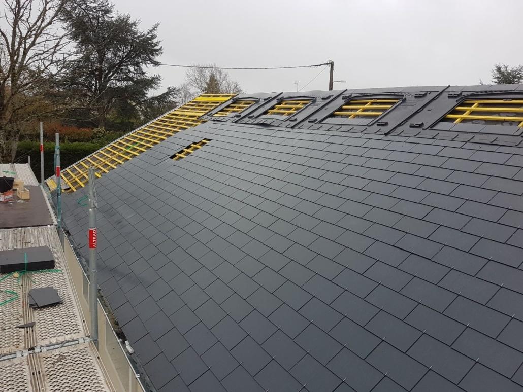 Panneaux photovoltaïques particulier 9kWc Loiret GRE 2