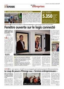 La République du Centre janvier 2020 article Groupe Roy Énergie