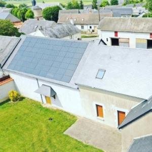 Panneaux photovoltaïques particulier 9kWc GRE 3