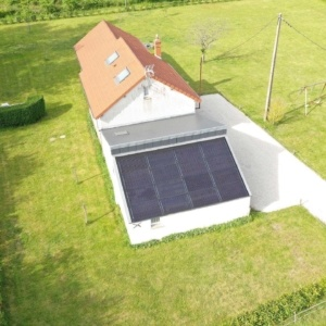 Panneaux photovoltaïques particulier 4,5kWc GRE 4