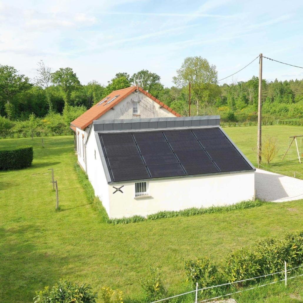 Panneaux photovoltaïques particulier 4,5kWc GRE 3
