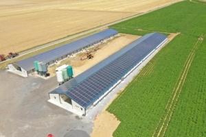Panneaux photovoltaïques agricole GRE 330 kWc 28190 1