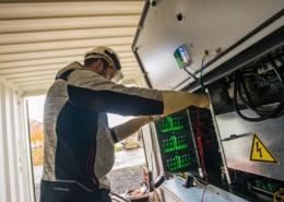 dépannage maintenance panneau photovoltaïque