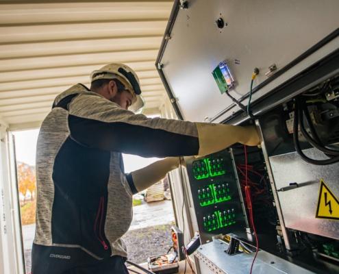 dépannage maintenance panneau photovoltaïque Groupe Roy Énergie