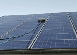 nettoyage installation photovoltaïque