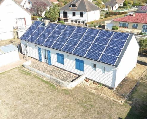 Prime à l'autoconsommation photovoltaïque GROUPE ROY ÉNERGIE