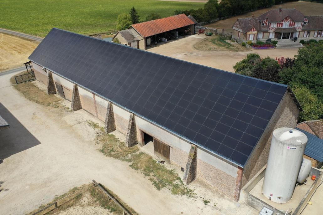 panneaux solaire photovoltaïque GRE
