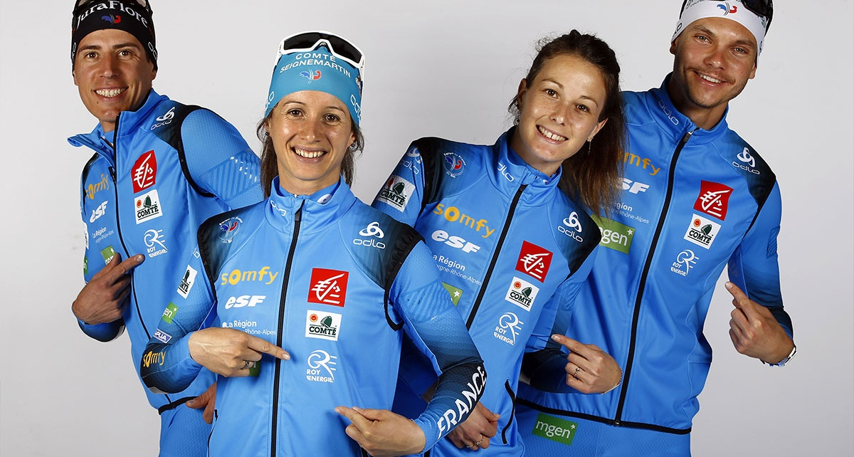 GROUPE ROY ÉNERGIE partenaire de la Fédération Française de Ski