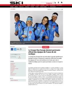 Ski Chrono octobre 2020