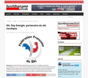 SportBusiness.Club octobre 2020