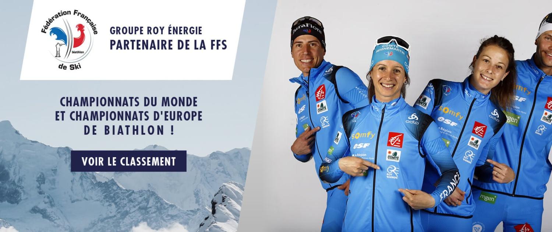 biathlon sponsorisé par groupe roy énergie