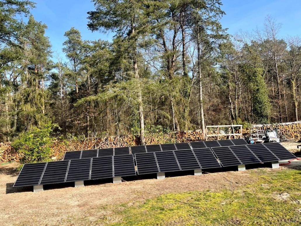 centrale photovoltaïque au sol groupe roy énergie
