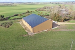 Installation photovoltaïque agricole GRE 28250 4