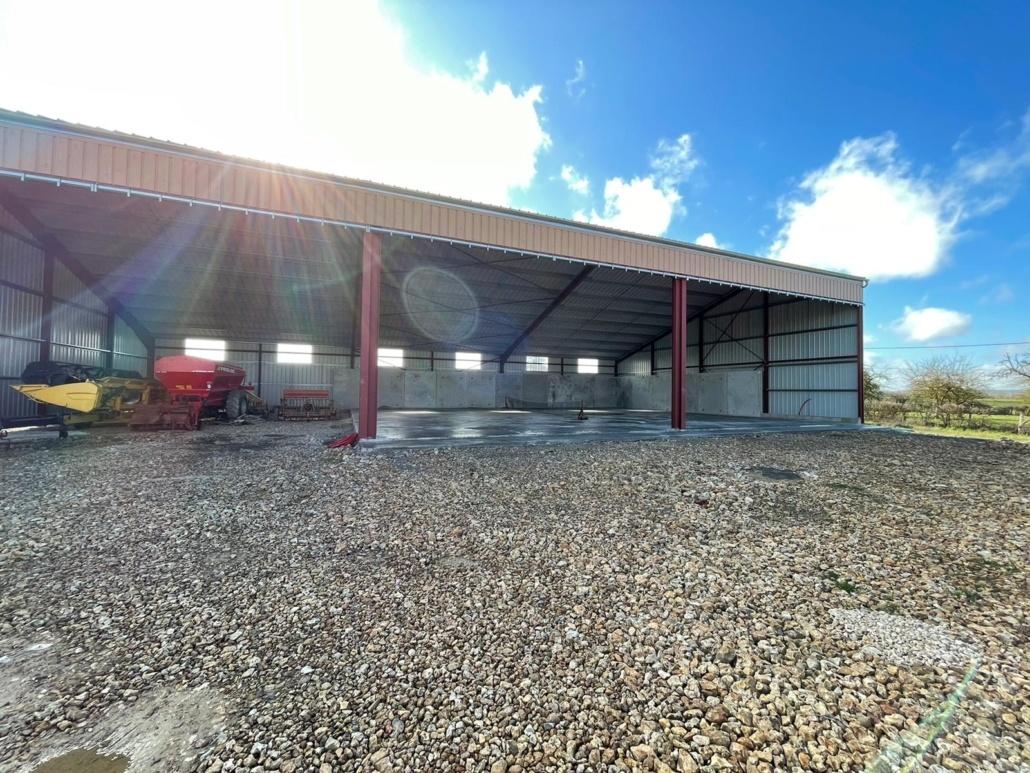Installation photovoltaïque agricole GRE 28250 6