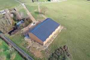 Installation photovoltaïque agricole GRE 28250 7