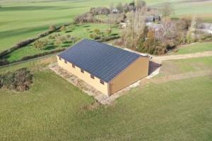 Installation photovoltaïque agricole GRE 28250 8