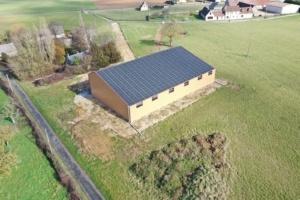 Installation photovoltaïque agricole GRE 28250 9