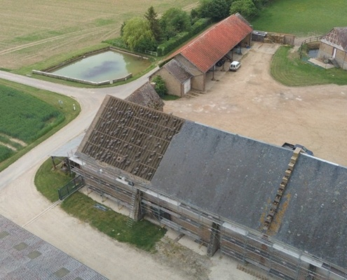 rénovation toiture photovoltaïque GROUPE ROY ÉNERGIE