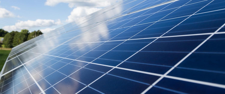 panneaux photovoltaïques sur toiture