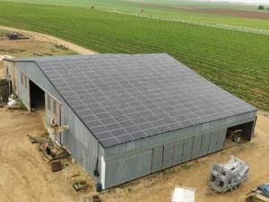100 kWc bâtiment photovoltaïque 41
