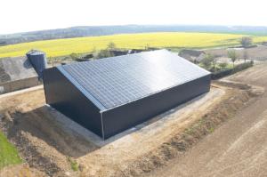 Réalisation GRE - Eure et Loire - 100 Kwc