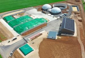méthaniseur photovoltaïque 130 kWc GRE