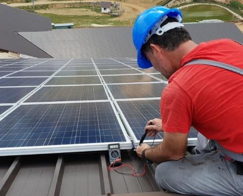 rentable installer panneau photovoltaïque