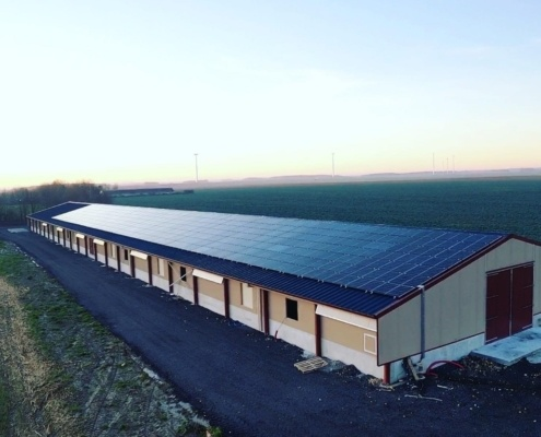 Financement hangar photovoltaïque
